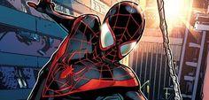 Muitas perguntas surgiram com o anuncio de que a Sony e a Marvel agora dividirão os direitos do Homem Aranha. Mas aparentemente novas fontes sugerem que Miles Morales pode ser incluído nesse Universo! A internet já sacudiu com os rumores dos possíveis candidatos ao papel de Peter Parker no novo passo que a franquia do …
