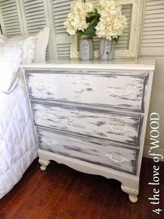 4 the love of wood: FENCE BOARD GREY DRESSERS