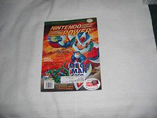 Back Issue Nintendo Power Megaman X 2 Vol 69 Feb 1995 + Poster 5