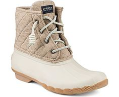 Sperry Top-Sider Saltwater Wool Duck Boot size 8