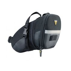 Topeak Aero Wedge (Buckle) Large Saddle Bag   Saddle Bags   #CyclingBargains #DealFinder #Bike #BikeBargains #Fitness Visit our web site to find the best Cycling Bargains from over 450,000 searchable products from all the top Stores, we are also on Facebook, Twitter & have an App on the Google Android, Apple & Amazon PlayStores.