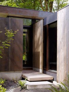 Entrance, Vacation Home with Amazing Inlet Views in Washington