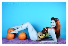 Nixxx as #SAlly from #TheNightmarebeforeChristmas #Halloween #Pinup #MissMissyPhotography https://www.facebook.com/pages/Miss-Missy-Photography/111354342233896?fref=photo