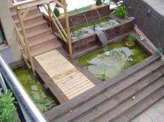 Estanque tortugas jardin buscar con google tortugas - Como construir un estanque para tortugas ...