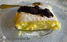 A legegyszerűbb keletlen pite recept anita konyhájából - Receptneked. Hungarian Cake, Hungarian Recipes, Hungarian Food, Something Sweet, Nom Nom, French Toast, Cheesecake, Deserts, Goodies