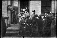 NY police evidence photos 1915 -1920