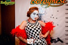 Carnival, Female, Dresses, Fashion, Clowns, Vestidos, Moda, Fashion Styles, Carnavals