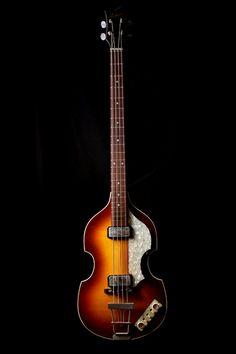 Sir Paul's bass.  'nough said....