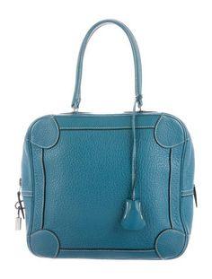 Hermès Clemence Omnibus Bag