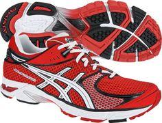 My new running shoes: SERIOUS arch support. Got flat feet? Gotta get the new Asic Gel