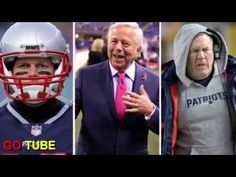Tom Brady, Bill Belichick, Robert Kraft Respond to ESPN Report on Discord