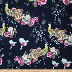 Petal and Plume FabricArt Gallery Premium by NancysNeedfulThings