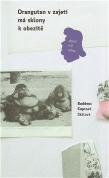 Obálka titulu Orangutan v zajetí má sklon k obezitě