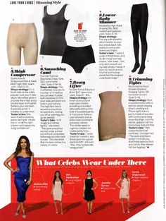 Stephanie 2-way Tank featured in Health Magazine!