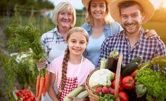 In diesem Artikel erfahren Sie, wie Sie eigenes Gemüse im Garten oder auf dem Balkon anbauen können und finden viele Tipps zu biologischen Gemüseanbau.