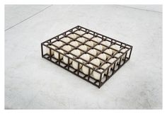Alastair Mackie Splinter (2013) 13 x 57 x 57cm