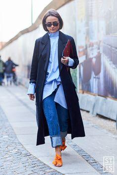 Copenhagen Fashion Week SS 2017 The Style Stalker Szymon Brzóska