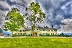 Hildene - Home of Robert Todd Lincoln Near Manchester, Vermont by Michael Stebel Photography