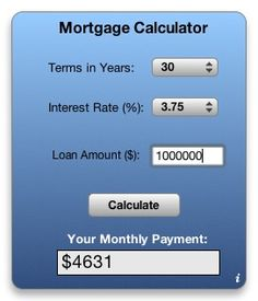 what makes mortgage rates go up and down