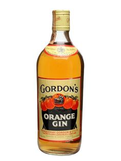 Gordon's Orange Gin Bot.1970s 75cl / 34.3%