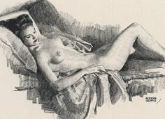 Figure Drawing Female Figure Drawing by William Andrew Loomis Figure Drawing Models, Drawing People, Female Drawing, Pictures To Draw, Life Drawing, Female Art, Figure Drawing, Human Figure Drawing, Illustration Artists