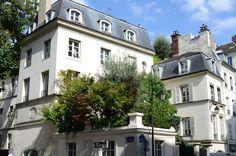 Maison rue de l'Abbaye