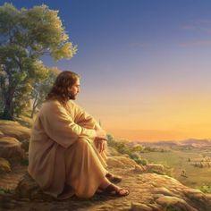 Images Du Christ, Pictures Of Jesus Christ, Jesus Christ Painting, Jesus Art, King Jesus, Jesus Is Lord, Jesus Photo, Jesus Wallpaper, Jesus Christus