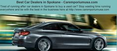 Tired of running after car dealers in Spokane to buy a used car? Stop wasting time running everywhere and be with the best in the business here at http://www.caremporiumusa.com