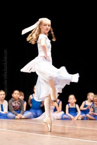 Ballet photography tips