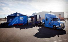 As a full-service mobile marketing exhibit company, SPEVCO designs, engineers, manufactures, operates and maintains vehicles for a majority of our clients. Check out Spevco, ON TOUR... http://spevco.com/event-schedule/