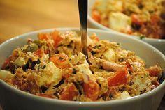 Thunfisch - Salat italienische Art, ein sehr leckeres Rezept aus der Kategorie Eier & Käse. Bewertungen: 52. Durchschnitt: Ø 4,1.