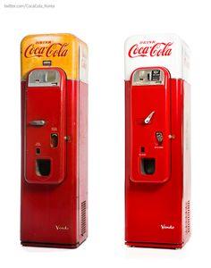 [Coke Code 366] 코카-콜라 자판기 복원 프로젝트★ 1950년대 코-크 자판기가 2013년 PGA 투어 챔피온쉽에서 완벽히 복원된 모습으로 등장했답니다! 반짝반짝 빛나는 트로피 보다 더 멋진 우승 선물이 되었겠죠?