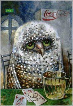 owlet by Paul Kulsha