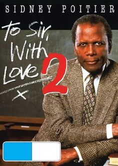 Buy To Sir With Love II on DVD at Mighty Ape NZ. To Sir With Love II – Digitally Re-mastered Sidney Poitier returns as teacher Mark Thackeray in this sequel to the 1967 classic. This time around Tha. Separate But Equal, London Street, Video News, Young Man, Equality, First Love, High School, Language, Challenges