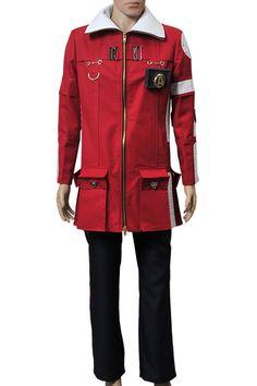 Halloween Costume Star Trek The Wrath of Khan Admiral Kirk Field Coat Pants…