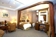 Best family-friendly cabins on top cruise ships (Boat Top View)