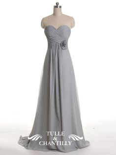 found some really pretty dresses for bridesmaids here...I like the one with the flower for MOH