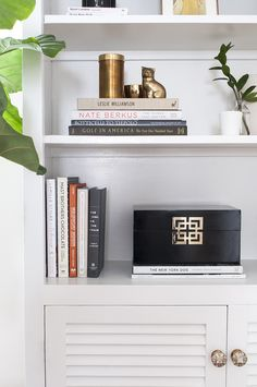 Essentials for Shelf Styling