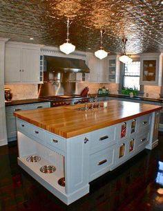 kitchen remodeling in lincoln, nebraska. no wall cabinets: corner