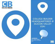College Builder is Headquartered at Silicon Valley, USA! Address  4231 Dake Avenue Palo Alto, CA 94306, USA
