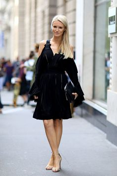 New York Fashion Week, Day 4: Kate Davidson Hudson #StreetStyle