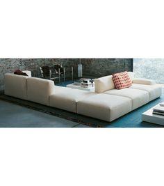 271 Mex Cube Sofa By Piero Lissoni For Cassina
