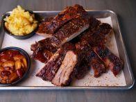 Best Backyard Barbecue Recipes : Food Network *** FEW REALLY NICE RIB RECIPES HERE ***