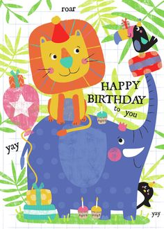 Leading Illustration & Publishing Agency based in London, New York & Marbella. Birthday Wishes For Kids, Happy Birthday Greetings, Birthday Greeting Cards, Boy Birthday, Baby Staff, Food Painting, Happy B Day, Cute Characters, Cute Drawings