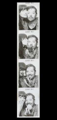 The photobooth proposal that totally worked.
