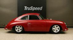 1957 Porsche 356 Outlaw #porsche