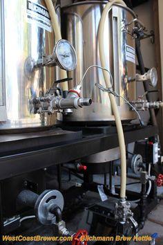 Blichmann Brew Kettle Home Brewer Kettle  http://www.westcoastbrewer.com/BrewersBlog/home-brewing-equipment/top-5-home-brewer-christmas-gifts/