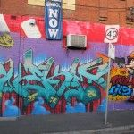 WILDSTYLE GRAFF 13 MELBOURNE | LAND OF SUNSHINE