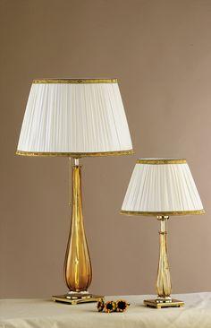 Lampes de table de fabrication artisanale www.luxurychandeliers.ch