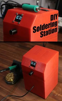 Create an Arduino based soldering station for a standard JBC soldering iron.